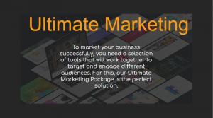 ultimate marketing