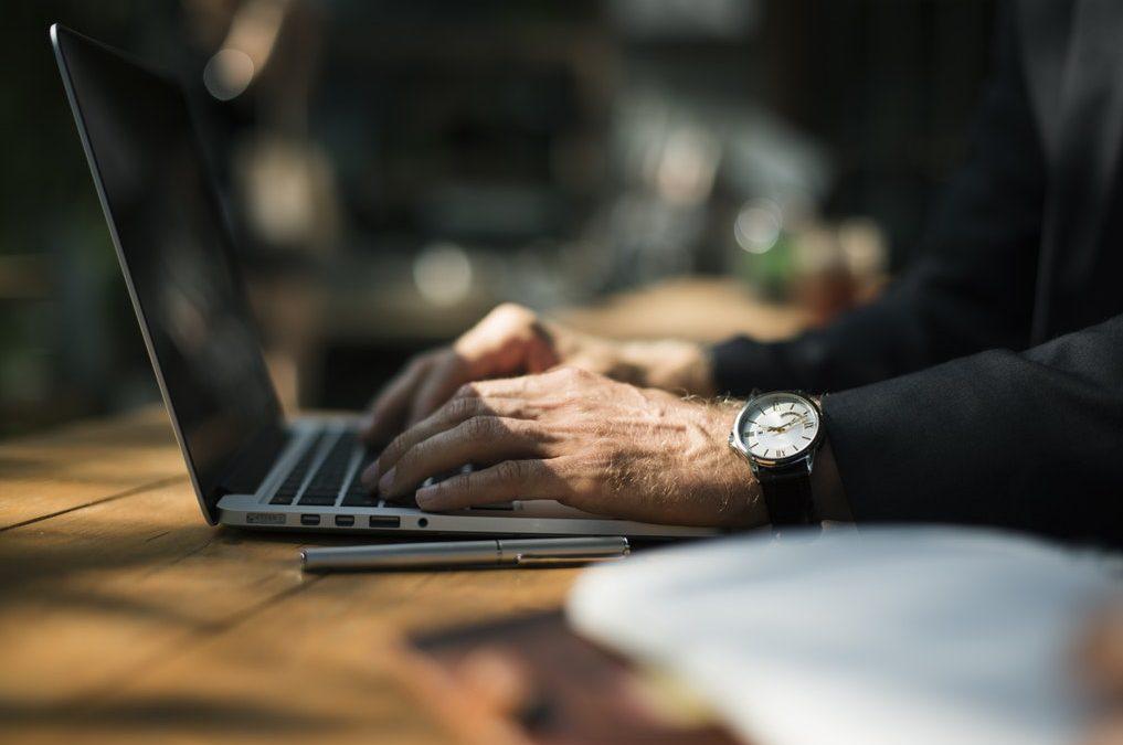 Laptop based Web Designer