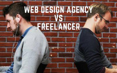The Debate of a Web Design Agency vs a Freelancer