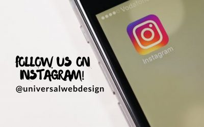 Are You Following Our NEW Universal Instagram Page?