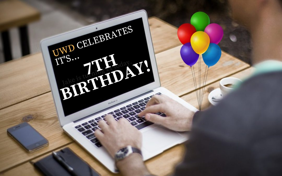 This Week Universal Web Design Turns SEVEN!
