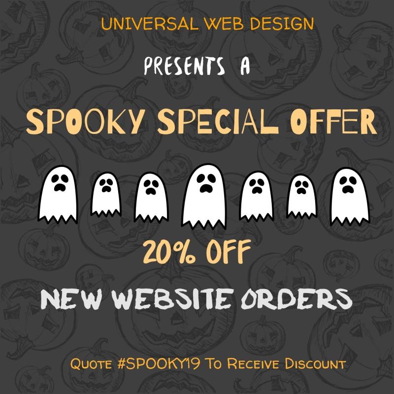 Halloween Offer UWD