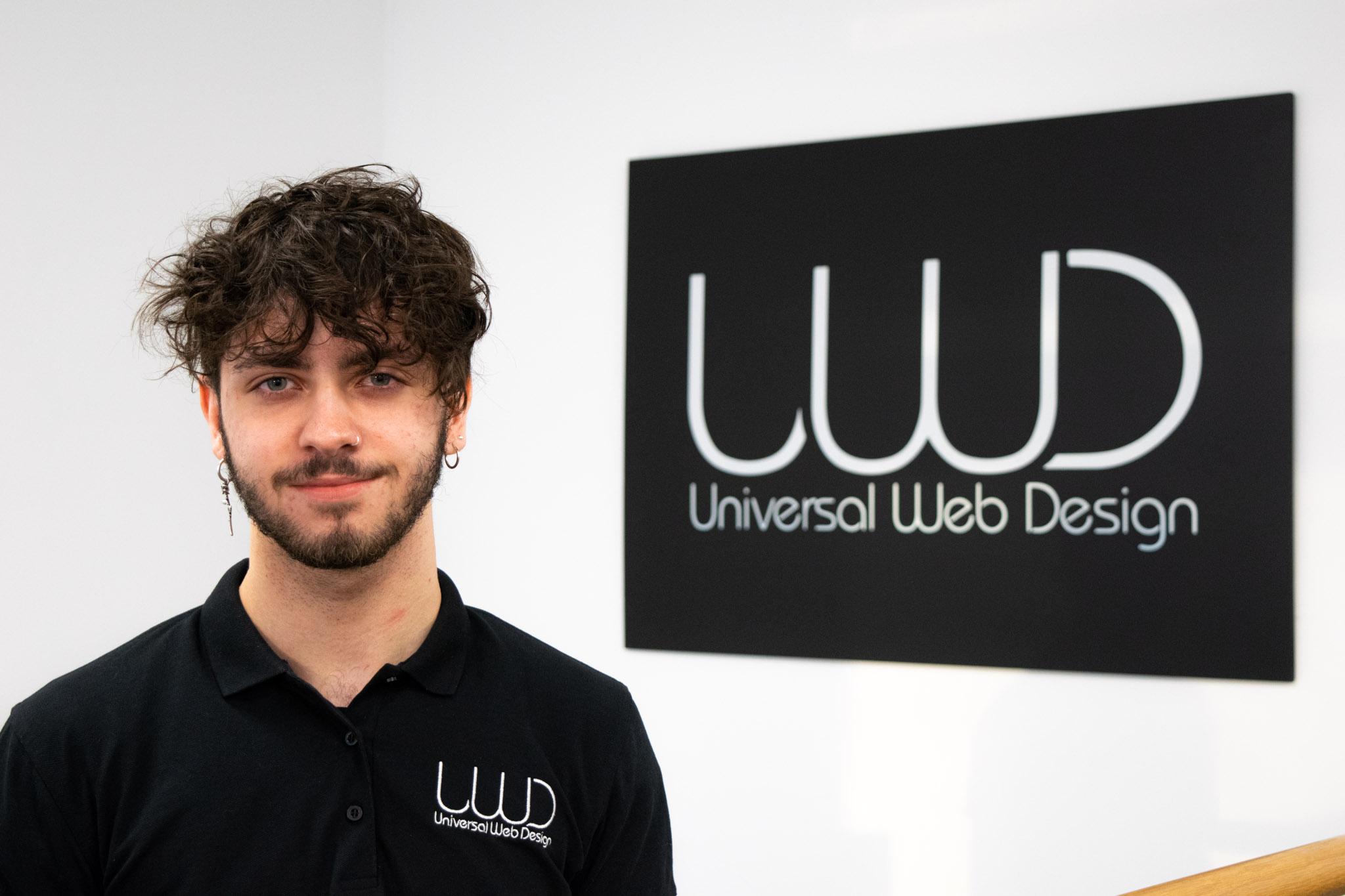 Joey Elsom - Web Designer