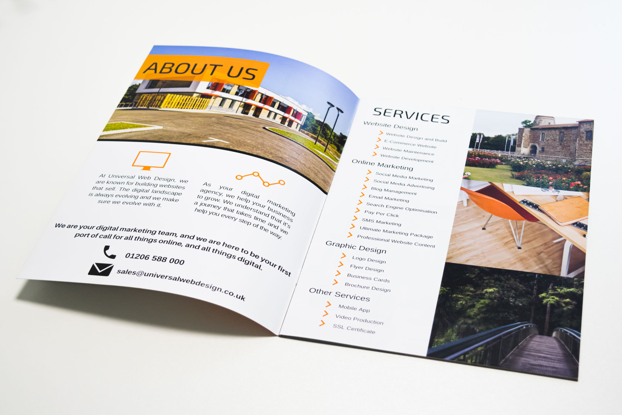 Universal Web Design Brochure