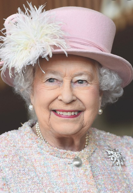 Wishing Her Majesty the Queen a Happy Birthday