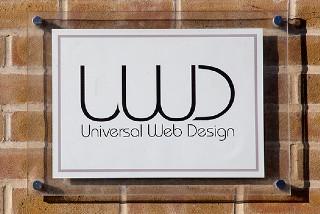 Universal Web Design Sign